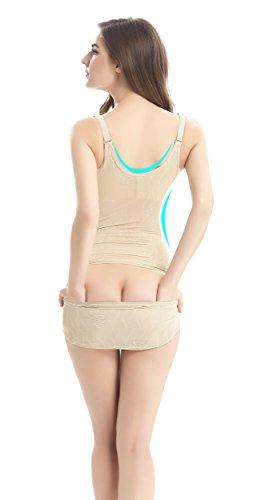SHUNROUFEN Seamless Shapewear Bodysuit Control product image