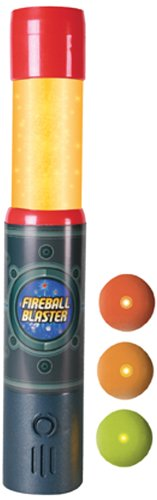 Rocket Fireworks (Uncle Milton Roman Candle Fireball Blaster)