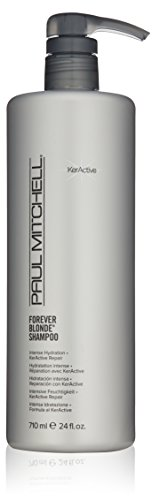 Paul Mitchell Forever Blonde Shampoo, 24 Fl Oz
