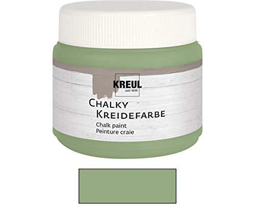 Chalk Paint Chalky Paint 150ml Velvet Olive, C KREUL, CK 75318