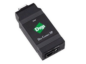 DIGI CONNECT SP - DEVICE SERVER - EN, FAST EN, RS-232, RS-422, RS-485 by Digi