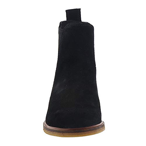 Womens Chelsea Clarkdale Boot Black Arlo CLARKS Suede qf8ZxRxw