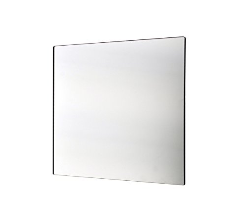 Pkg of 1 Plastic Mirrors with Rounded Corners 12