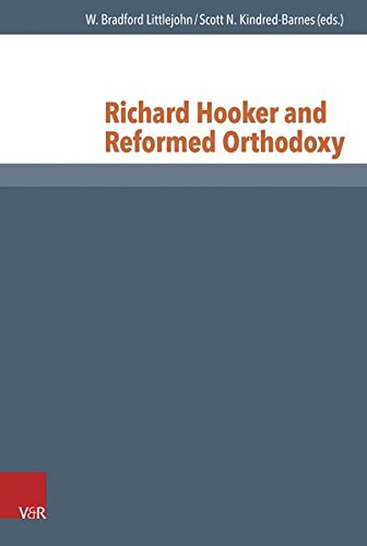 Richard Hooker and Reformed Orthodoxy