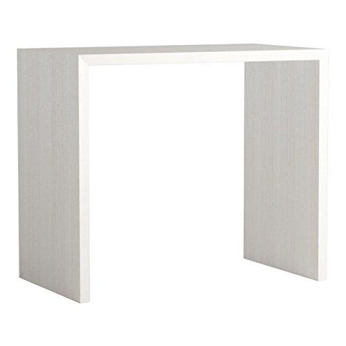 arne カウンターテーブル バーテーブル セミオーダー 日本製 幅110cm 奥行50cm 高さ90cm ミーティングテーブル 机 テーブル 木製 Zero-X 11050HH 北欧チーク B079KZP9WG 幅110×奥行50,北欧チーク