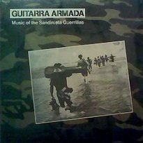 Music of the Sandanista Guerrillas [Vinyl] by Rounder Select