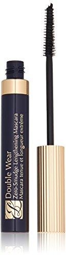 Estee Lauder Double Wear Zero-Smudge Lengthening Mascara Black for Women, 0.22 Ounce