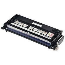 Original Dell 310-8093 Black Toner Cartridge for 3110cn Color Laser Printer