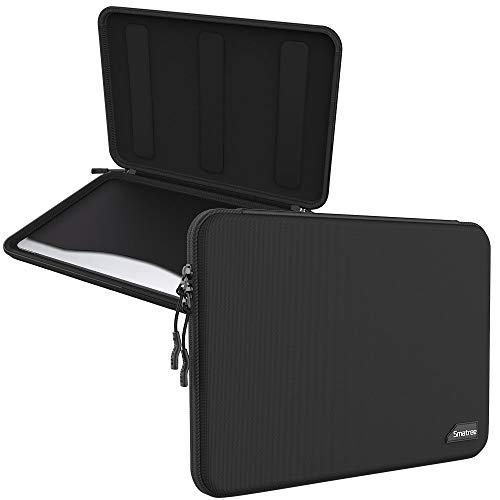 Smatree Hard Shell Laptop Sleeve Bag Compatible with 2019/ 2018/2017 MacBook Pro 15.4 inch /15 inch Tablet Sleeve Case (Macbook Pro Cases 15 Inch Hard Shell)