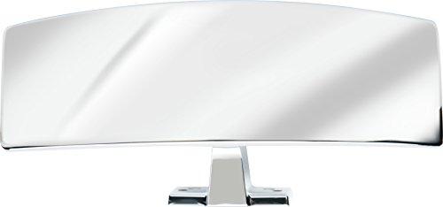 Attwood Corporation 9083-7 Perma-Plate Adjustable Mirror Boat Mirror