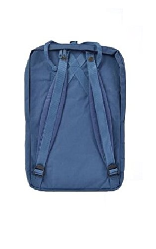 Fjallraven Kanken Laptop Backpack, Royal Blue, 15-Inch