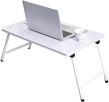 ZPWSNH Mesa portátil Plegable, Soporte para computadora portátil ...