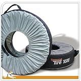Kurgo Tire Cover & Seasonal Tire Tote (TM) - Pack of 4