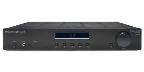 Cambridge Audio AM10 - Amplificador de 35 W, negro