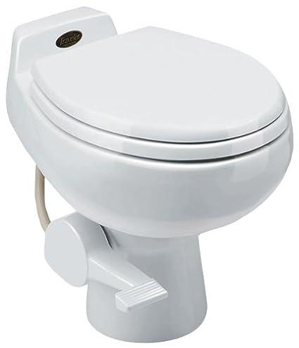 Amazon.com : Dometic Sealand Traveler 510 Plus White Toilet ...