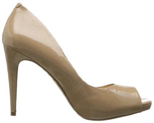 Jessica Simpson Womens Julip Dress Pump Nude Patent