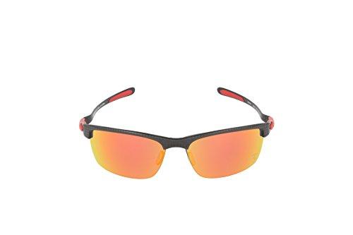 c6b4c00965 Amazon.com  Oakley Mens Ferrari Carbon Blade Sunglasses