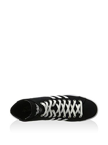 adidas - CourtVantage Mid Schuh - Core Black - 39 1/3