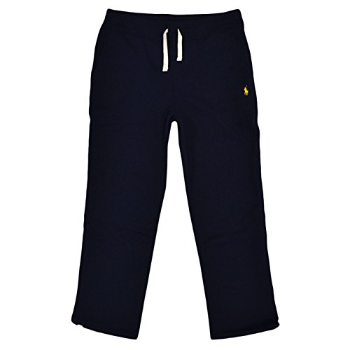 Polo Ralph Lauren Mens Fleece Athletic Pants(Navy,Large)