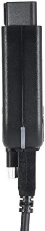 Magical-secrets VCDS Hex-V2 V2 18.9 Can C/âble de Diagnostic Automatique de Voiture USB Allemand//Anglais