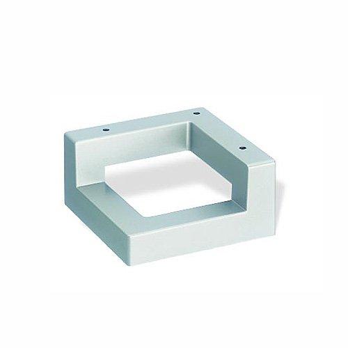 Schwinn Möbelfuß 35-K055 Kunststoff, chrom glänzend lackiert chrom glänzend lackiert