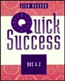 Quick Success, Lisa Rosner, 0534324029