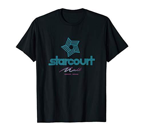 Starcourt Mall Retro Tees Men & Women Shirt