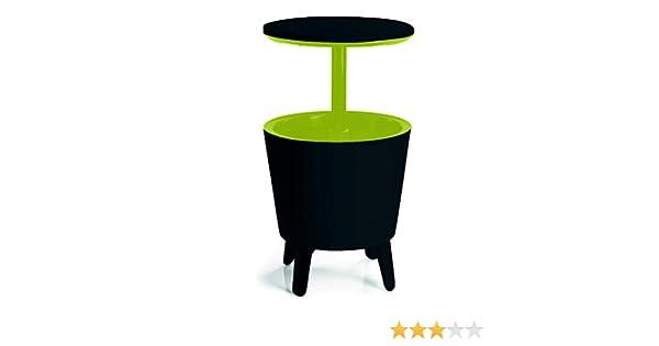 Keter Cool Bar - Barra de refrigeración, Color Gris y Verde ...