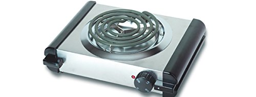 Boswell Commercial Equipment CB-7 Electric Range Hot Plate - Single Electric Range, 12