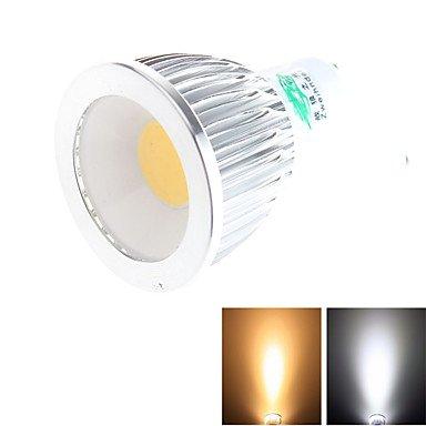 GHC LED luces, zweihnder-cob-w432 GU10 7 W 650LM 3500 K/