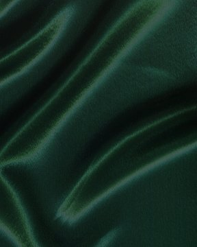 eb8f26eaf6c98 Image Unavailable. Image not available for. Colour: DARK GREEN / BOTTLE GREEN  POLYESTER SILKY SATIN FABRIC ...