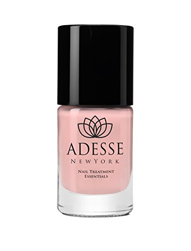 Adesse New York Organic Infused Nail Treatment, Polish Toughen Weak Nails, Straightened and Smooth Fingernails -