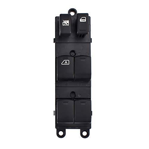 (25401-ZJ60A Driver Side Master Power Window Switch for Nissan Sentra 2008 2009 2010 2011)