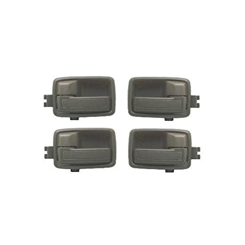 DELPA CL3775 > 84-91 Inside Interior Inner 4 pcs L & R Door Handles Fits: Isuzu Trooper
