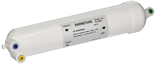 Thermo Scientific 1211X83EA Barnstead FL1332X2 Replacement Reverse Osmosis (RO) Membrane for RoDi Water System by Thermo Scientific