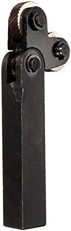 Qualitäts-CNC-Drehmaschine Werkzeug-Zubehör Drehmaschine Cutter 8 x 26mm Dual-Rad Knurling Linear Knurl Werkzeug