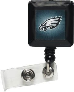NFL Philadelphia Eagles 14115021 Retractable Badge Holder
