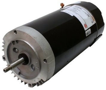 1 hp 3450 RPM 56J Frame 115/230V Switchless Swimming Pool Pump Motor US Electric Motor # ASB128 (Frame 56j Motor)