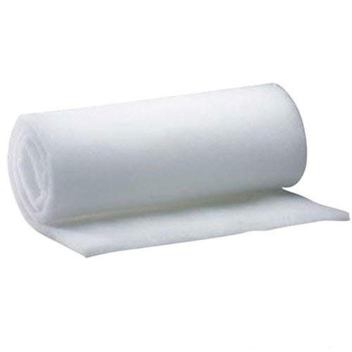 IZO All Supply Bonded Dacron Upholstery Grade Polyester Batting 48 Inch Wide (1 yards)