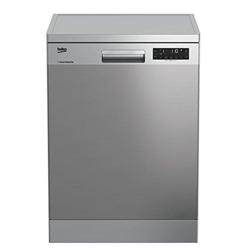 🥇 Beko DFN28422X Independiente 14cubiertos A++ lavavajilla – Lavavajillas