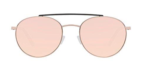 Ruby Rosa Hills Gold 65 de Gafas Sol Negro Unisex Hawkers OPFqwfn