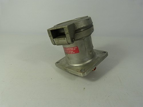 CROUSE HINDS AR642 Receptacle, ARKTITE, 60AMP, 4POLE, 250VDC, 600VAC, 3WIRE ()
