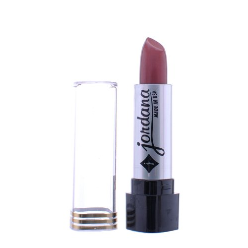 Jordana Dazzling Color Lipstick Smooth Shades 172 Toastie Taupe