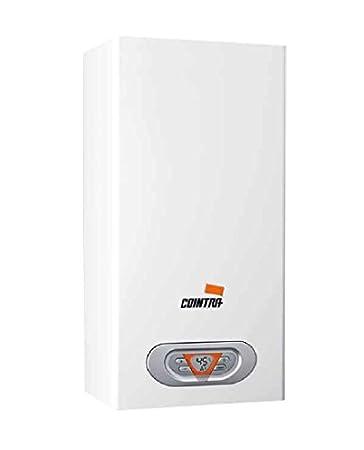 Cointra Supreme-11 E TS n Vertical Sin depósito (instantánea) Blanco - Hervidor de agua (Vertical, Sin depósito (instantánea), Interior, Gas natural, ...