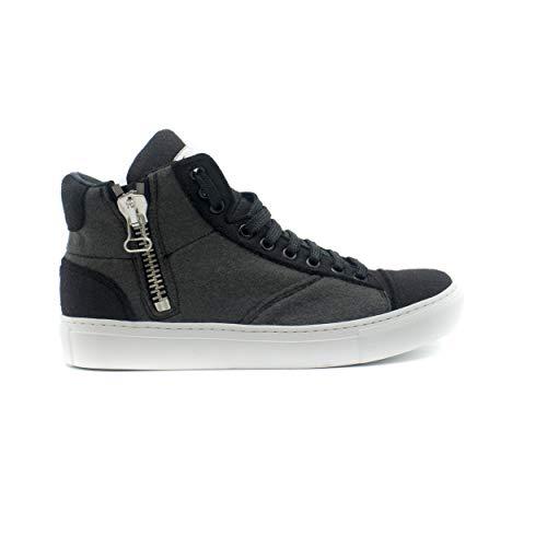 Nae Pet Grigio Unisex Sneakers Vegani Milan 76qUSwr7