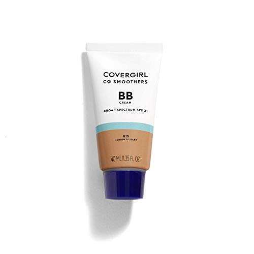 COVERGIRL Smoothers Spf 15 Tinted Moisturizer BB Cream Mediu