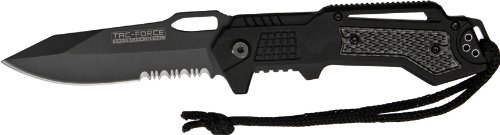 Tac Force TF-570 Assisted Opening Folding Knife 4.5-Inch Closed, Outdoor Stuffs