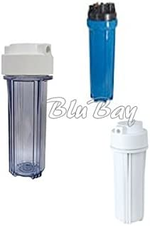 Recipiente Housing purificador Filtros Agua, Para ósmosis inversa ...