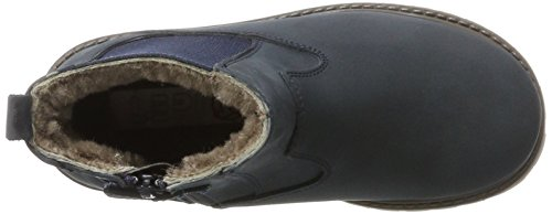 Lepi Jungen 4551leq Chelsea Boots Blau (Blu)