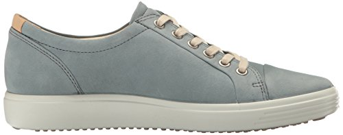 Ecco Sneakers Bleu Femme 7 Trooper Bleu Soft Basses wzS7Pw